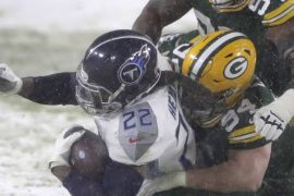 The Packers defense advances to face Derek Henry, the Titans