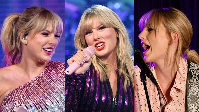 Taylor Swift cleaned out the Nashville country myths mural.  but why?