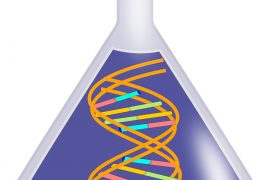 The discovery reinforces the theory that life on Earth arose from a mixture of RNA-DNA