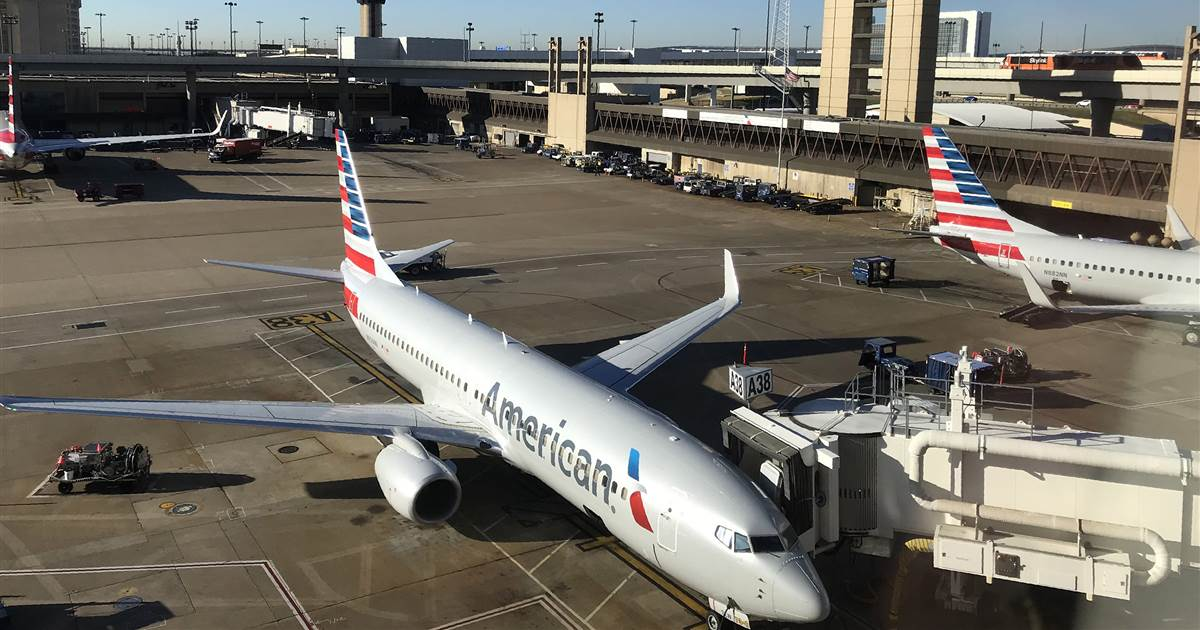 Dallas flights have been suspended due to sterilizing air traffic facility with 3 positive tests for Covid in a week