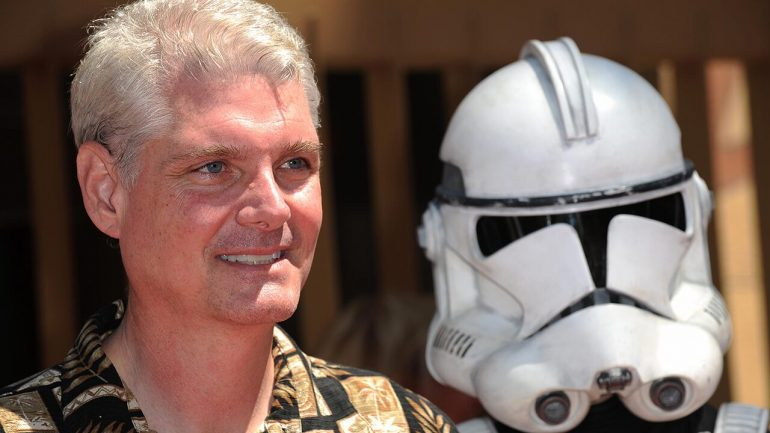 Star Wars voice actor Tom Kane may not be able to voice comments again after suffering a stroke
