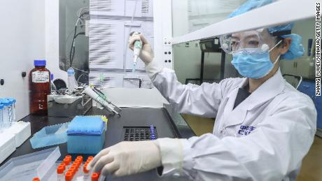 Chinese Sinopharm says its coronavirus vaccine is 79% effective