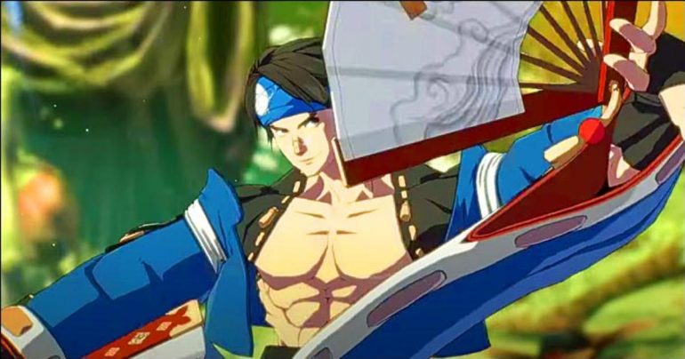 Anji Mito game trailer released for Guilty Gear Strive