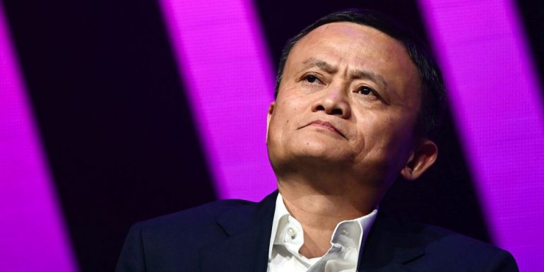 Jack Ma, founder of Alibaba Group, hasn't seen You Group in two months