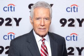 """Alex Trebek was """"Hercules"""" while filming the final """"Jeopardy"""" movie.  The episodes, says executive producer"""