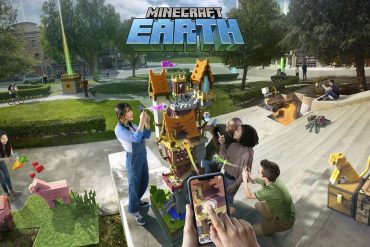Microsoft's ambitious Minecraft Earth game ends June 30th
