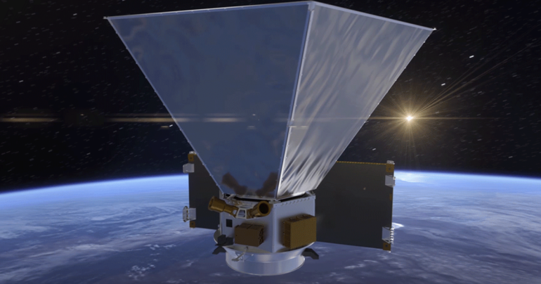 NASA's new space telescope is set to reveal the secrets of the Big Bang