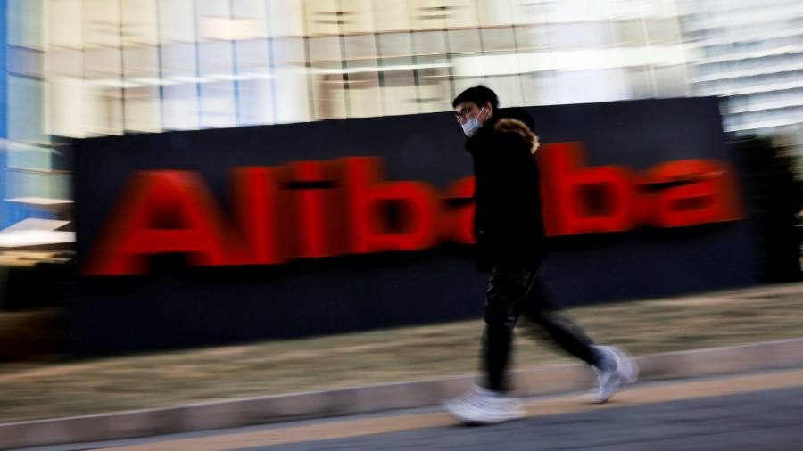 Alibaba and Tencent shares plunged in the US investors blacklisting report