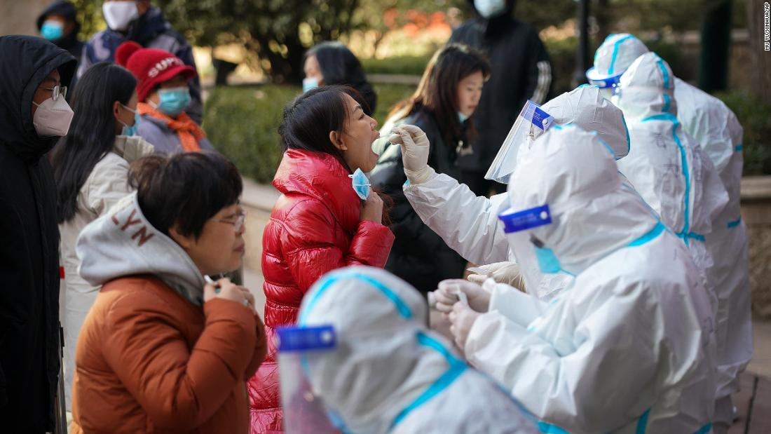 China has locked down a city of 11 million people near Beijing in an effort to contain the coronavirus outbreak