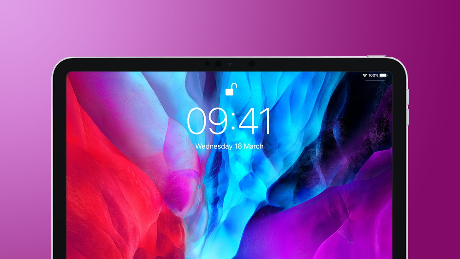 Supposedly, the new iPad Pro will be launched in March, the 12.9-inch model could be a bit thicker for a small LED display