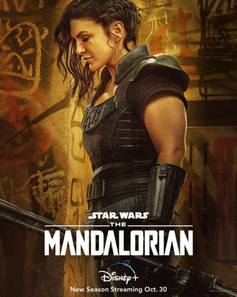 Cara Dion The Mandalorian Season 2
