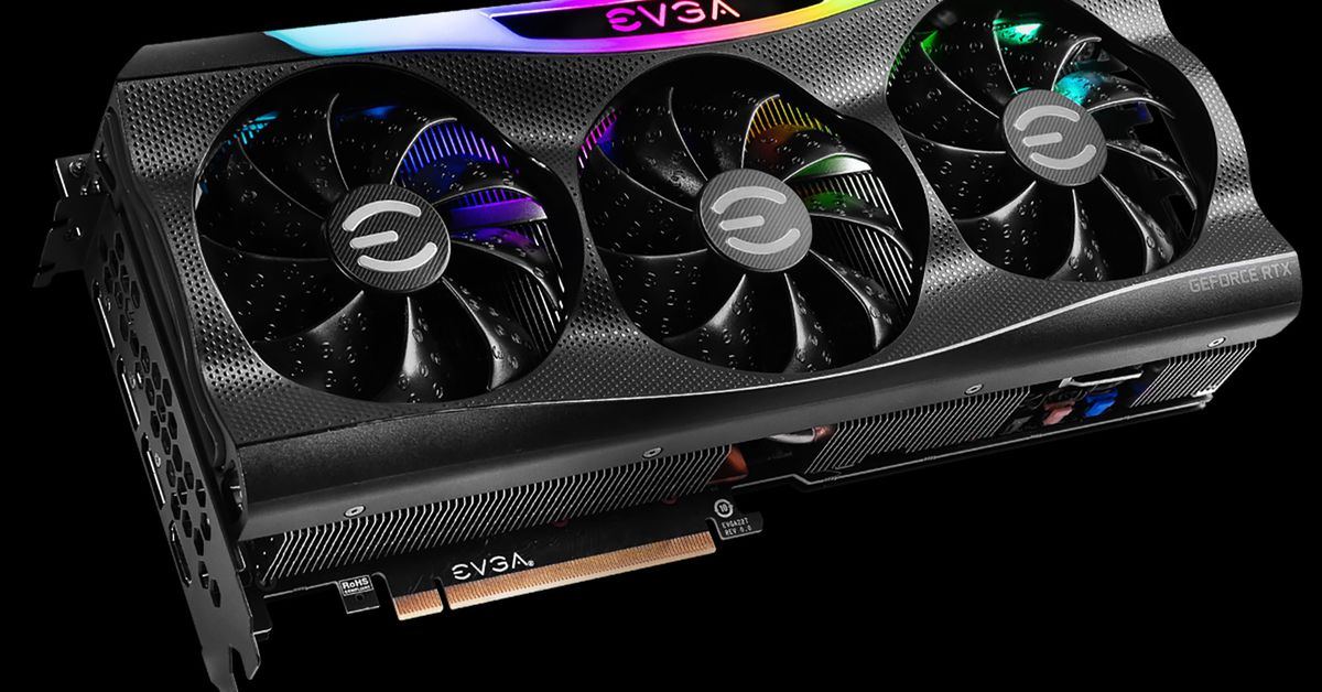 EVGA and Zotac have definitely raised prices on the Nvidia RTX 3080 and later