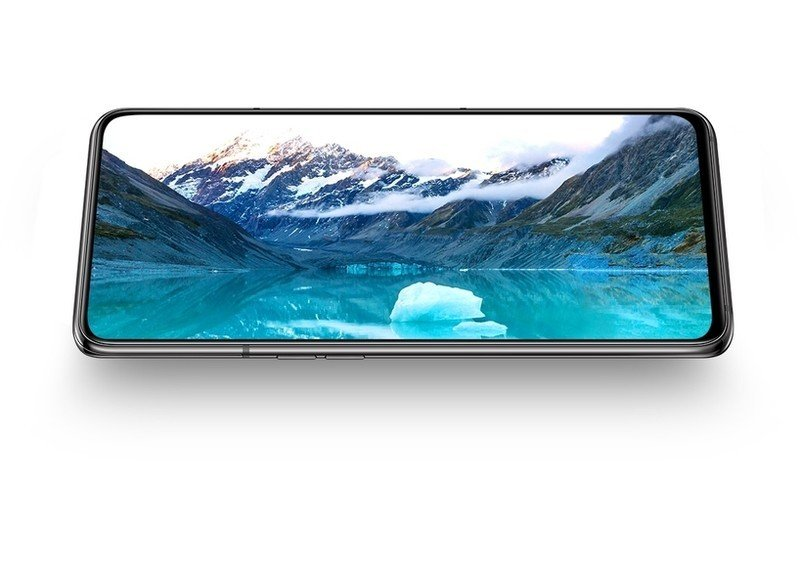 Samsung is teasing its first under-display camera, but it isn't hitting phones