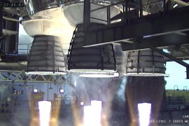 NASA Investigates Why NASA's Moon Rocket Launch Test End Early - Spaceflight Now
