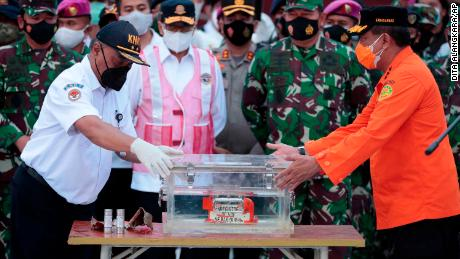 The flight data recorder for Sriwijaya Air Flight 182 has been recovered from the Java Sea where the passenger plane crashed on January 12, 2021.