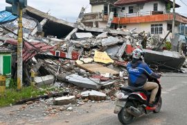 Indonesia is grappling with earthquake, floods, landslides and the aftermath of the Sriwijaya air plane crash