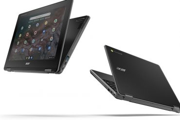 Acer's new educational Chromebooks incorporate durable designs and arm-based processors