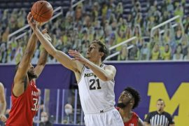 Michigan basketball bounce back with the Maryland bombing, 87-63