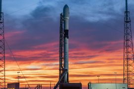 How to watch SpaceX launch more than 100 satellites on a Falcon 9 rocket tomorrow