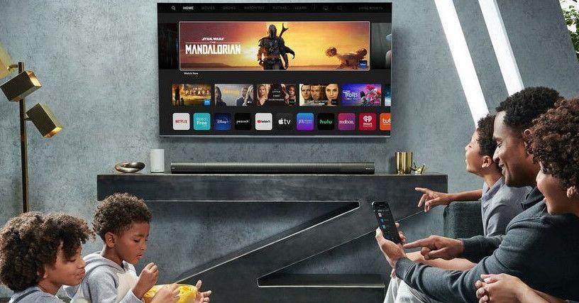 Vizio's 75-inch Quantum X 4K TV is cheaper than ever