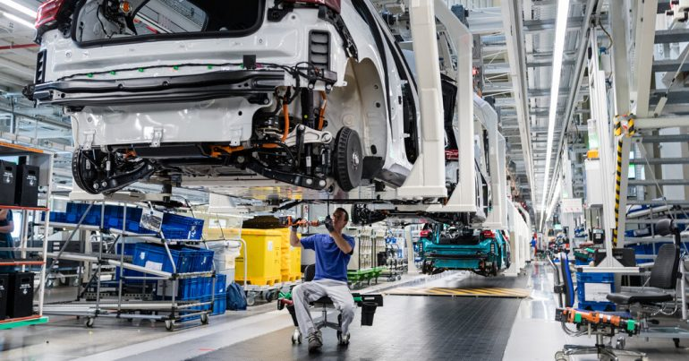 A shortage of small parts is disrupting auto plants around the world