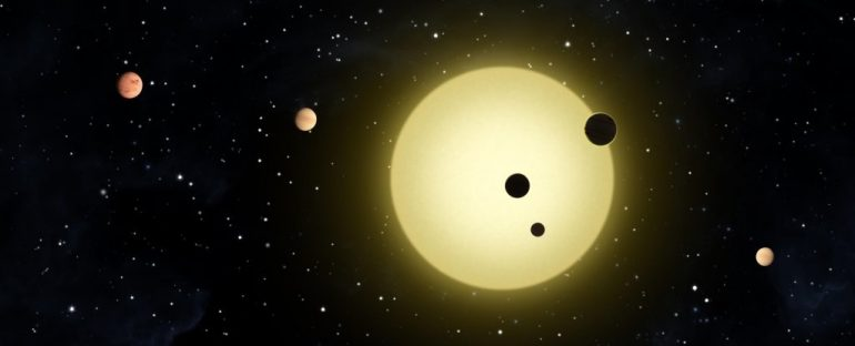 Astronomers find an impressive system of 6 planets in almost perfect orbital harmony