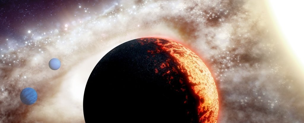 """Astronomers have found an amazing """"super land"""" close to the age of the universe"""