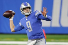 Better trade fits Matthew Stafford