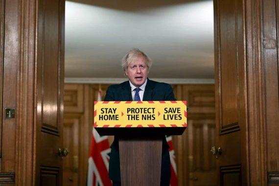 Boris Johnson says the British coronavirus variant could be more deadly