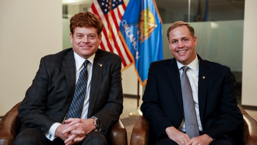 Bridenstine joins the private equity firm