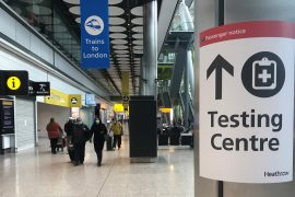 Britain hits travelers with severe new restrictions on coronavirus