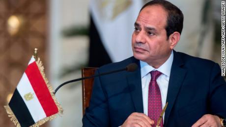 Egyptian President Al-Sisi approves the new Internet censorship law