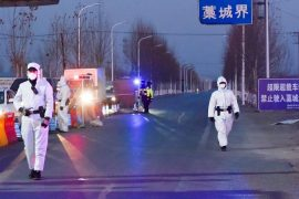 China is hitting a city of 11 million people with tight restrictions as more than 100 cases of coronavirus have been detected