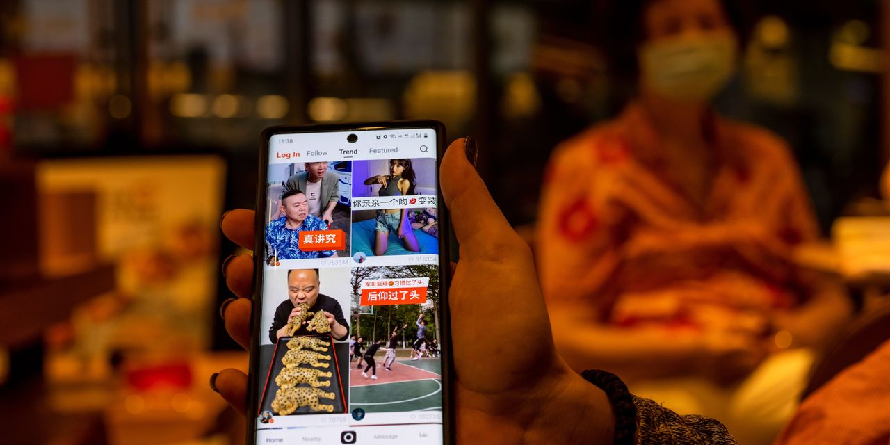 China's love for TikTok-Style apps generates $ 5 billion for an IPO