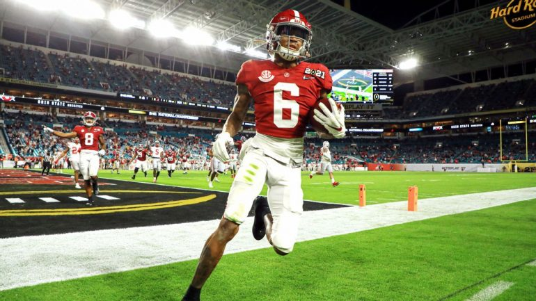 College Football Playoff - The Alabama title felt impossible and undeniable