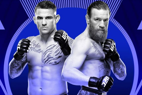 Conor McGregor, Dustin Poirier make the weight for UFC 257