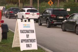Day one rolling out the COVID-19 vaccine in Broward County is less than smooth sailing