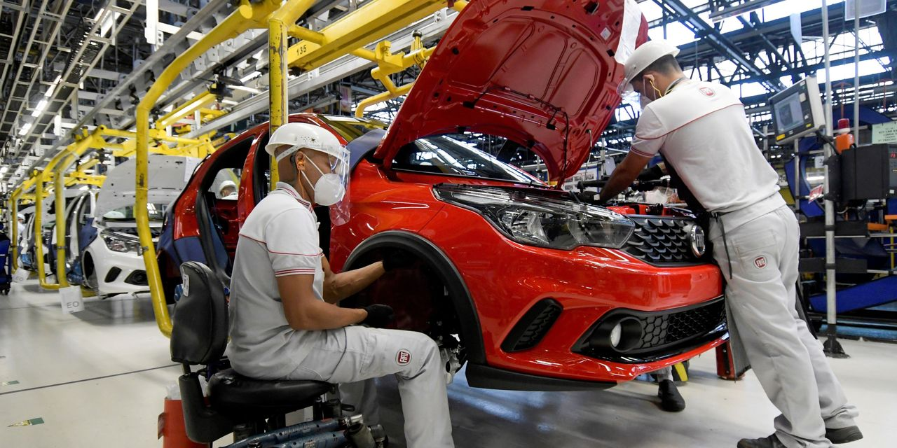 Fiat Chrysler, PSA Group merged to create a new auto giant