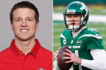 It could help Robert Saleh's potential first hire of Sam Darnold's planes