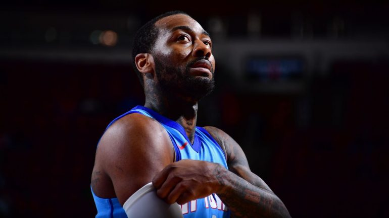 John Wall scored 22 points on his debut for the Houston Rockets after a two-year absence due to injury