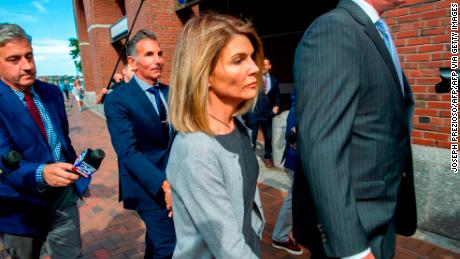 Lori Loughlin is released from prison after a two-month sentence for college enrollment fraud