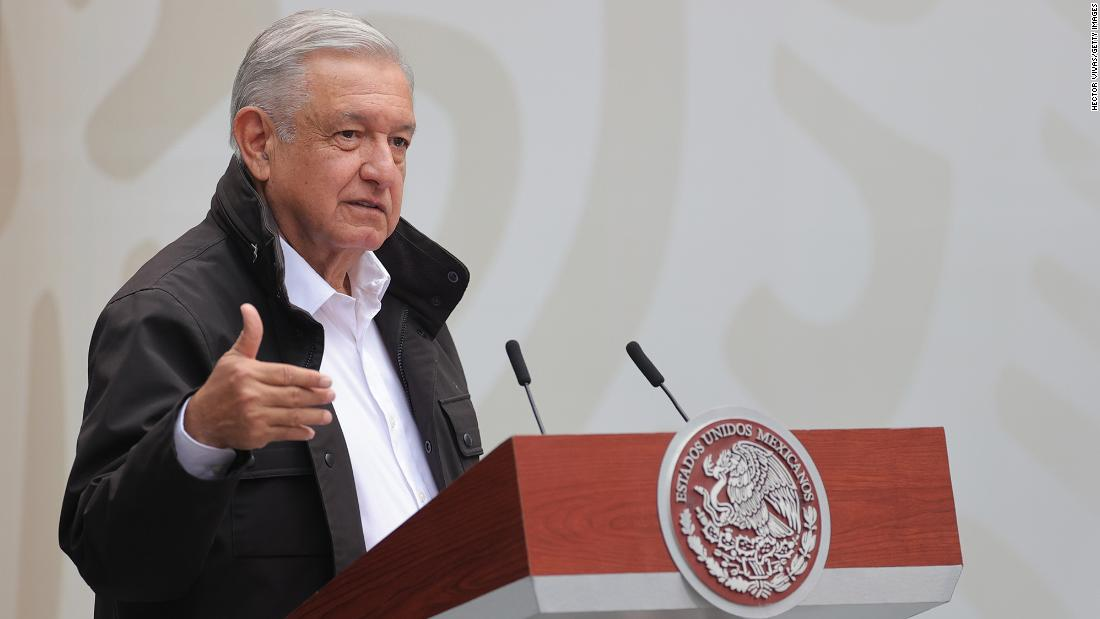 Mexican President Andres Manuel Lopez Obrador is positive for the Covid-19 virus