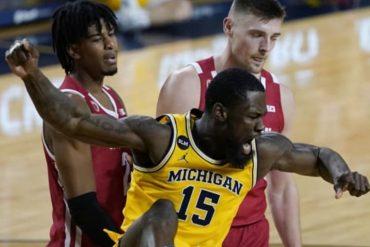 Michigan Wolverines Basketball: Trace, Gard is a UM card fan