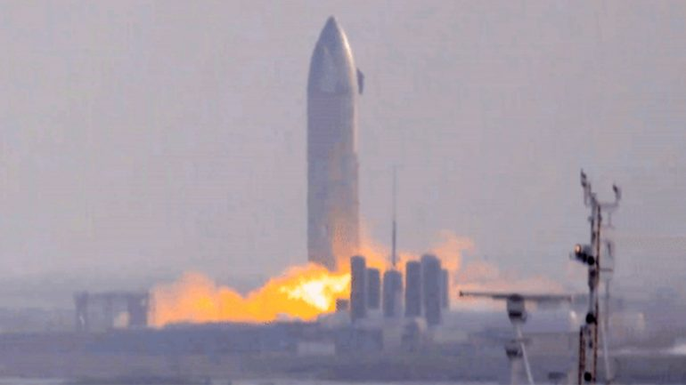 SpaceX's Starship SN9 test launch could come early this weekend