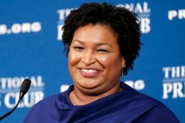 Stacy Abrams' insulting tweet leads to college soccer coach sacking