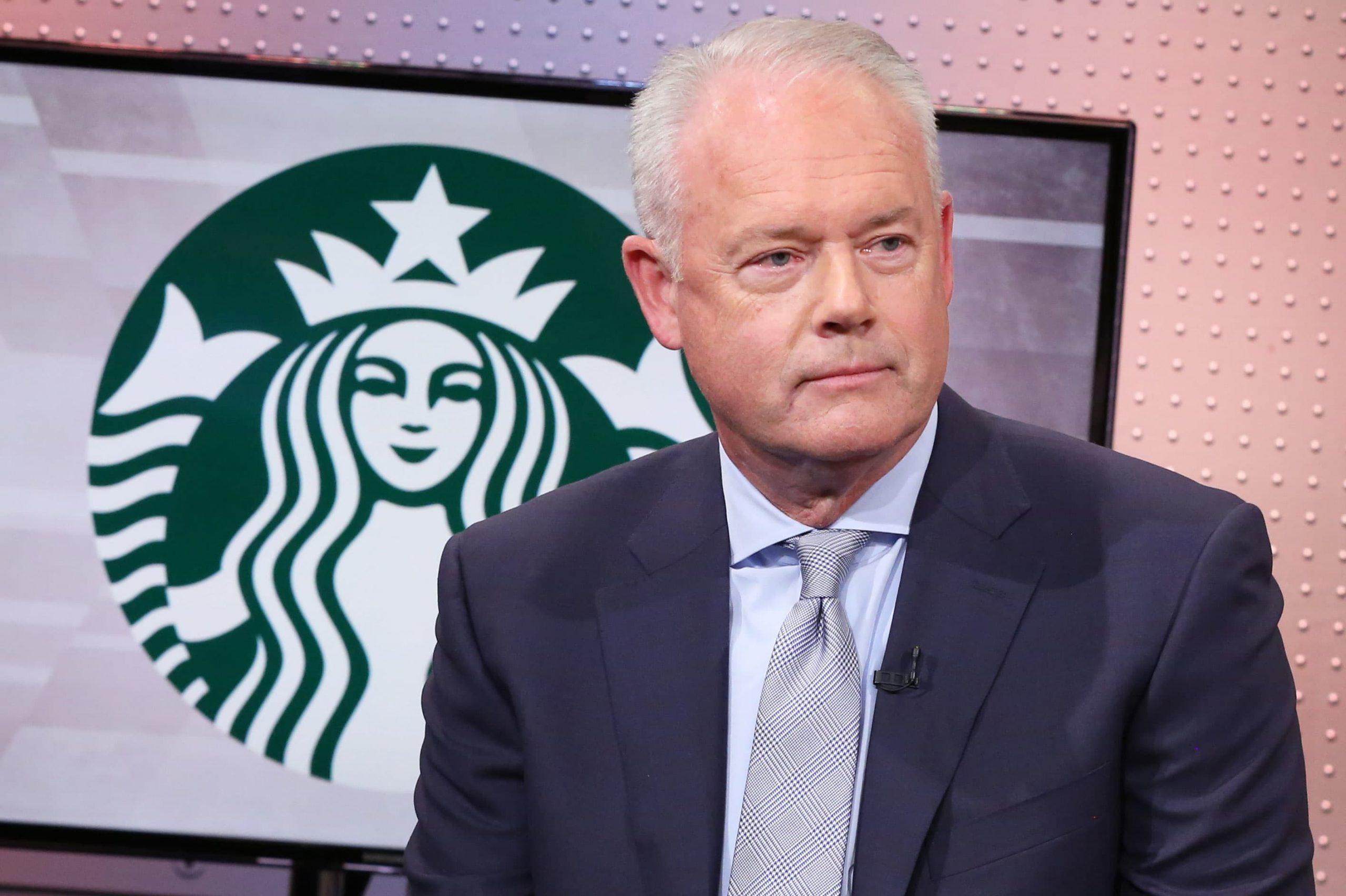 Starbucks (SBUX) highest estimates of first-quarter 2021 earnings