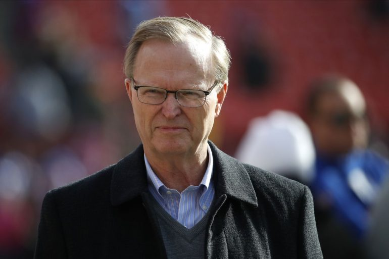 Team Giants John Mara explains why he wasn't fired for Dave Gettleman, and a lot of it has to do with Joe Judge