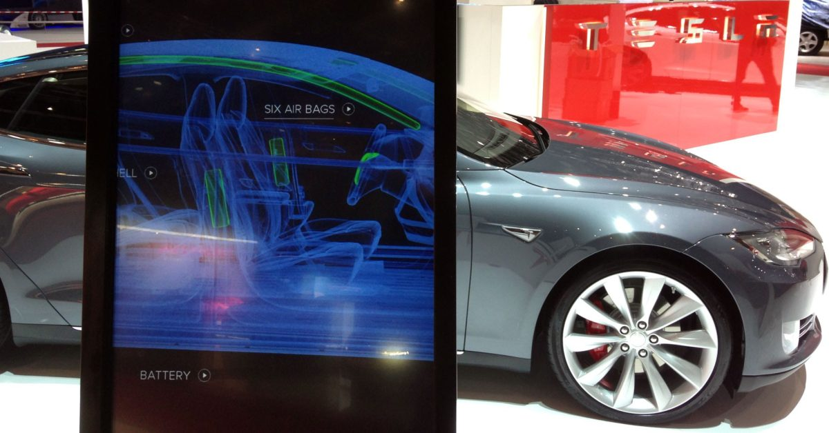 Tesla alleges that a software engineer stole important robotic software from its WARP Drive system