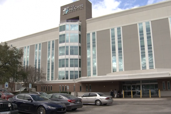 The Heights Hospital is closed, the tenant owes about $ 1 million in rent