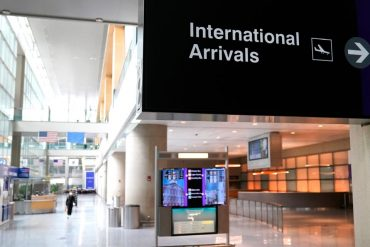 The United States is expected to request Covid-19 tests for all international visitors